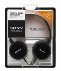 Fone de Ouvido / Headset Sony MDRZX-100
