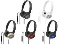 Fone de Ouvido / Headset Sony MDRZX-300