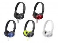Fone de Ouvido / Headset Sony MDRZX-310