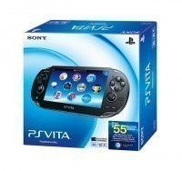 Console de Videogame Sony Paystation Vita 3G