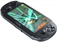 Console de Videogame Sony Paystation Vita PCH-1010