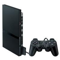 Console de Videogame Sony Playstation 2 Slim no Paraguai