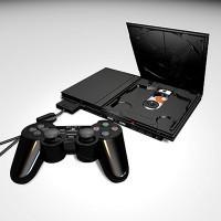Console de Videogame Sony Playstation 2 Slim