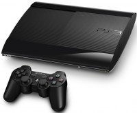 Console de Videogame Sony Playstation 3 Super Slim 250GB no Paraguai