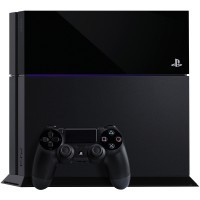 Console de Videogame Sony Playstation 4 500GB no Paraguai