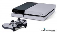 Console de Videogame Sony Playstation 4 500GB