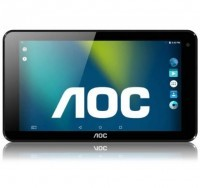 Tablet AOC A727 8GB 7.0 no Paraguai