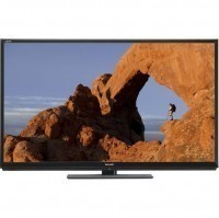 TV LED SHARP 3D 70'' LC-70LE745U AQUOS Smart
