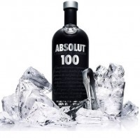 Vodka Absolut Black 1LT