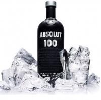 Vodka Absolut Black 1LT