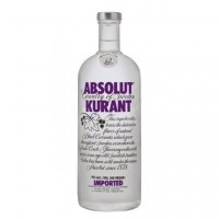 Vodka Absolut Kurant 1LT no Paraguai