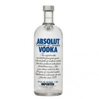 Vodka Absolut Tradicional 1LT