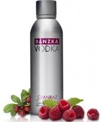 Vodka Danzka Cranraz 1LT