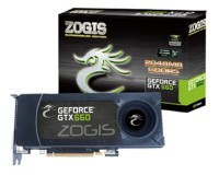 Placa de Vídeo Zogis GeForce GTX660 2GB