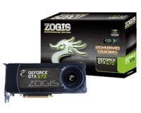 Placa de Vídeo Zogis GeForce GTX670 2GB no Paraguai
